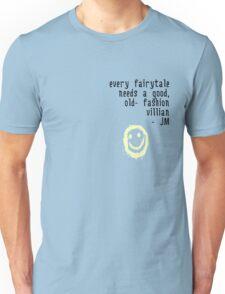 BORED VILLIAN 1 Unisex T-Shirt