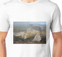 In The Clouds On Errigal Unisex T-Shirt