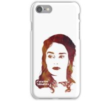 game of thrones - Daenerys Targaryen iPhone Case/Skin