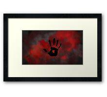Dark Brotherhood Framed Print