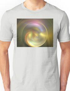 Gold Sun Rings Unisex T-Shirt