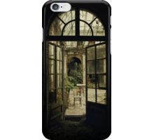 Forgotten mansion iPhone Case/Skin