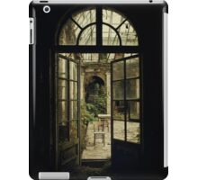 Forgotten mansion iPad Case/Skin