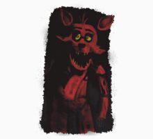 Foxy One Piece - Long Sleeve