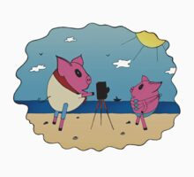 PiGgy on Vacation! Kids Clothes