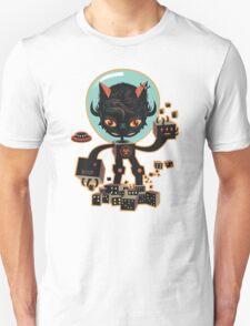Dj Hammerhand cat - Party at OGM garden Unisex T-Shirt