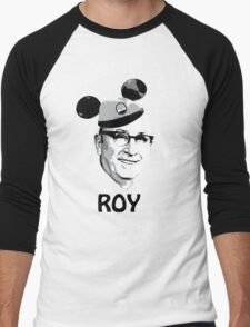 The Roy of RCID Men's Baseball ¾ T-Shirt