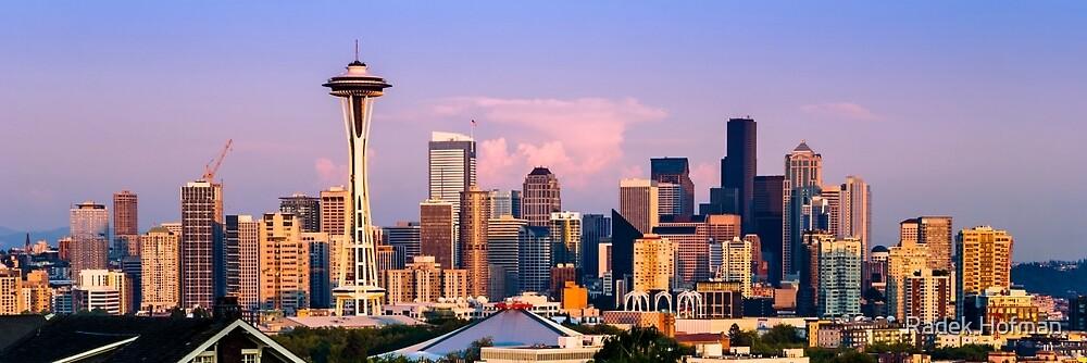 Seattle by Radek Hofman