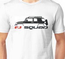 FJ Squad for FJ Cruiser fans Unisex T-Shirt