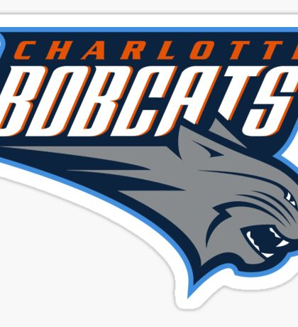 bobcats Sticker