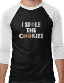 I Stole the Cookies from the Cookie Jar Men's Baseball ¾ T-Shirt