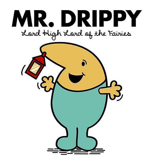 Mr. Drippy by Adho1982
