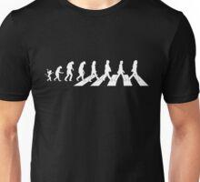 The Beatles - Evolution #9 (White) Unisex T-Shirt