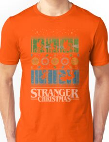 Stranger Things Ugly Sweater Unisex T-Shirt