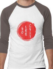 Ho Lee Chit! Men's Baseball ¾ T-Shirt
