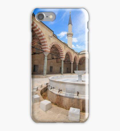 Old Mosque (Eski Camii) Edirne, Turkey iPhone Case/Skin