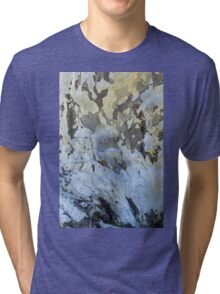 Blue Bottom Trunk Tri-blend T-Shirt