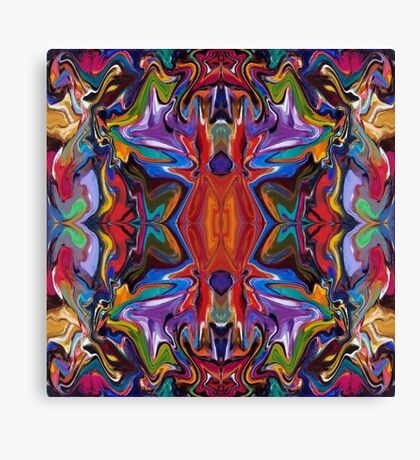4 square-14 Canvas Print