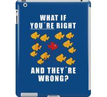 Fargo - Lester Nygaard Poster iPad Case/Skin