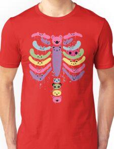 Bear Bones Kawaii Drip T-Shirt