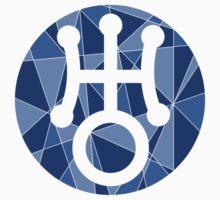 Uranus Symbol by Dillon Finley