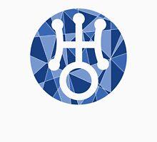 Uranus Symbol Men's Baseball ¾ T-Shirt