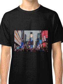 Times Square, New York City, USA. Classic T-Shirt