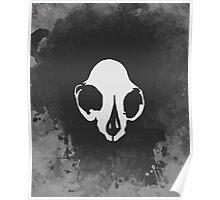 Crux (White) Poster