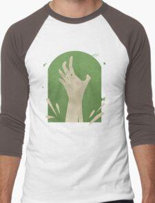 Post Mortem Men's Baseball ¾ T-Shirt