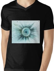 sun moon eclipse Mens V-Neck T-Shirt