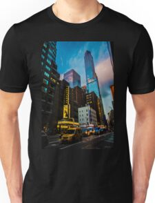 Broadway, New York City, USA. Unisex T-Shirt