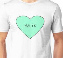 MALIK HEART Unisex T-Shirt