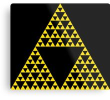Triforce out of Triforce Metal Print