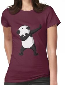 DAB PANDA DAB Womens Fitted T-Shirt