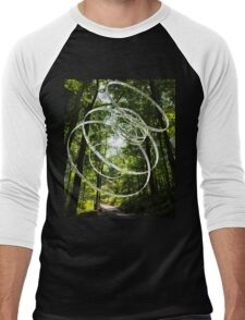 infinity spiral Men's Baseball ¾ T-Shirt