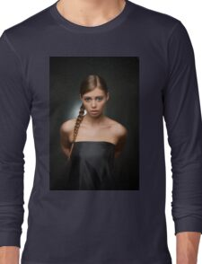 Expression without agglutination Long Sleeve T-Shirt