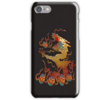Playful Dragon iPhone Case/Skin