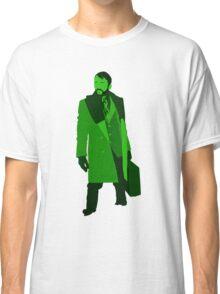 """Shades of green"" (Fargo, Lorne Malvo)  Classic T-Shirt"