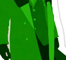 """""""Shades of green"""" (Fargo, Lorne Malvo)  Sticker"""
