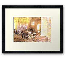 Fort Morgan Furniture Framed Print