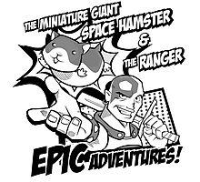 Epic Adventures! Photographic Print