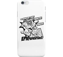 Epic Adventures! iPhone Case/Skin