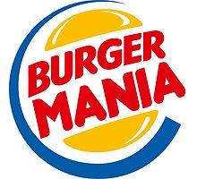 BurgerMania by kazrhak