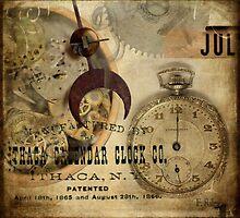 Clockworks by daysray