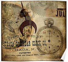 Clockworks Poster