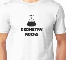Geometry Rocks Unisex T-Shirt