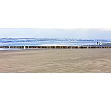 wide and far Photographic Print