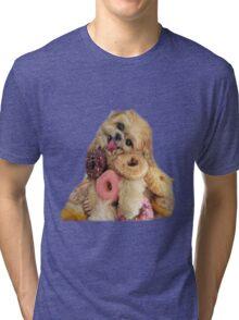 dog marnie  Tri-blend T-Shirt