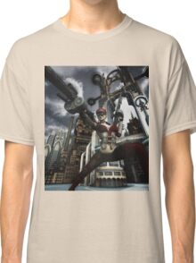 Steampunk Ursula 2 Classic T-Shirt