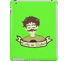 Cute as Dicks iPad Case/Skin